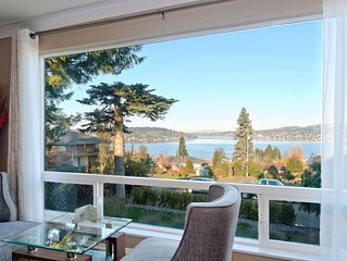 Large House Fabulous Lake Washington Views