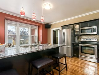 Cozy Eclectic home close to Downtown Columbus