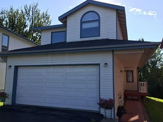 Beautiful Family-Friendly 1600 sq. ft House in South Anchorage!