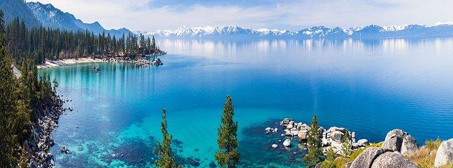 Visit beautiful Lake Tahoe where memories and adventure awaits.