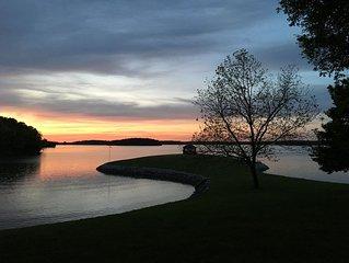 Charming waterfront Lake Norman home