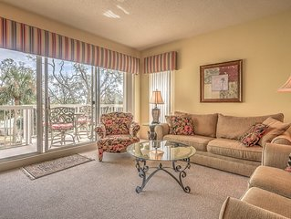 Oceanfront 1BR/1.5BA in Palmetto Dunes with FREE Activities!