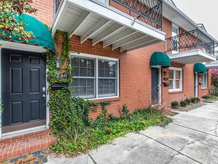 Aiken Downtown VRBO Townhome A