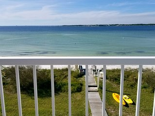 Attractive beaches, serene location, ideal family vacation!