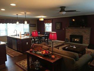 Beautiful Villa In The Heart Of The Finger Lakes Wine Trail on Seneca Lake
