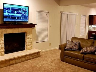 Indy Luxury home away from home