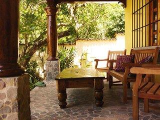 Casa Tula* Terrace w/ lake views. Safe & private