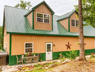 We are not a cute little log cabin but we can offer a romantic get away