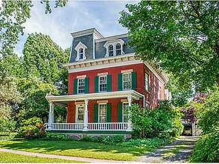 5 Room Suite in an 1840 Second Empire Victorian
