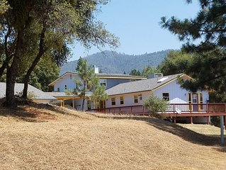 Yosemite area Horse Ranch Apartment