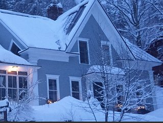 Stowe Village Home- Main Street at it's best!