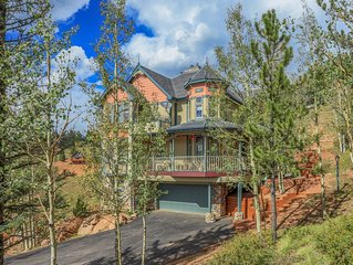*Victorian Beauty on a 34 Acre Stocked Fishing Lake in Mountains, ATV Trails*