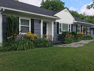 Comfortable 3BR/2Bath in Historic Downtown Cleveland TN