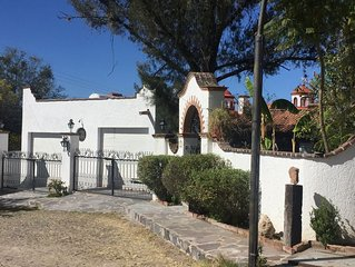 Nice big family house for family and friends in San Miguel de Allende