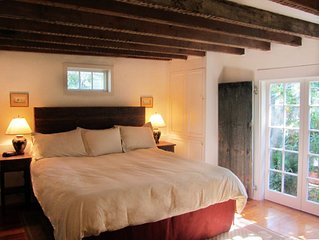 Waterfront Stay in a Historic Carriage House!