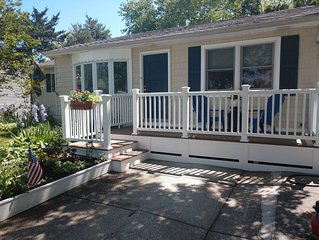 NEW LISTING! - Quaint Cape May Beach House Only Blocks to the Beach
