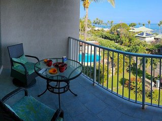 Book Your Winter Getaway Now in N Kona * Puako Beach Condo Top Floor End Unit