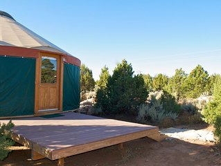 Awesome Yurt In Southeast Utah Near Canyonlands