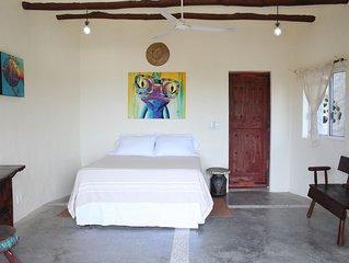 Pacific Nomads Litibu Room 1 of 6 Queen Bed