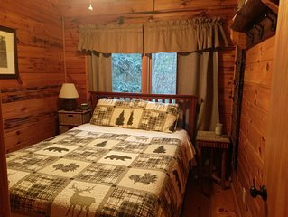 You'll love your stay at 'Trails End' cabin!