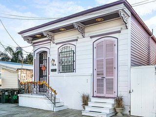 Great Location in the Historic Marigny Neighborhood