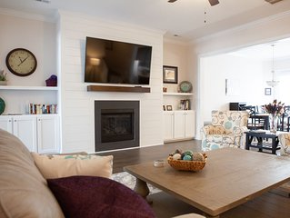 ACC Central -- Room for the whole family convenient to UNC, Duke, State, RTP