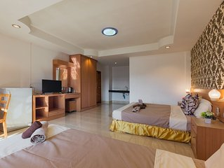 5 Bedrooms with Balcony in Boutique Hotel in Nanai Road Patong City