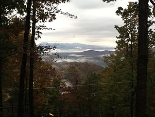 What a View on top of Young's Mountain!!