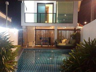 3BR Pool House Near Beach and Boat Avenue
