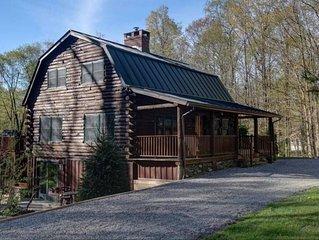 Amazing Berkshire Mountains Cabin