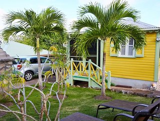 The Yellow Cabin - Nevis