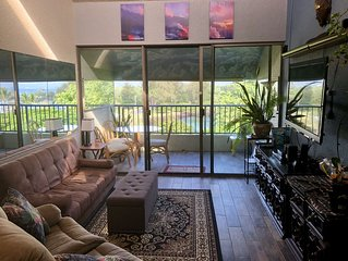 Epic Oceanfront Penthouse with Best Views in Hilo!