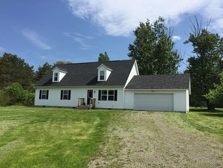 Beautiful New 4 Bed, 2 Bath Family Friendly, 3 Min to Keuka Lake on 3.65 Acres!