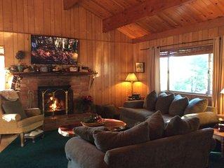 Mountain Retreat Home