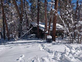 Creek Side Cabin 10 min from downtown Prescott