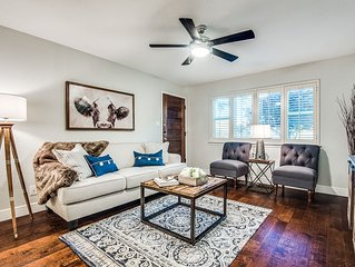 ★ Dallas Designer 2BR + Near Everything ★