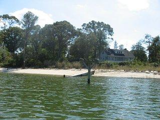 Great Heron Lodge -Home on Hull Creek/Potomac River