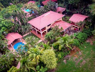 CASA DE ORO OCEANFRONT 5 BEDROOM HOUSE WITH PRIVATE POOL