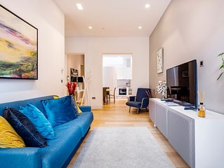 Elegant, Stylish, Modern, Super Central 2 bedrooms 2 baths flat