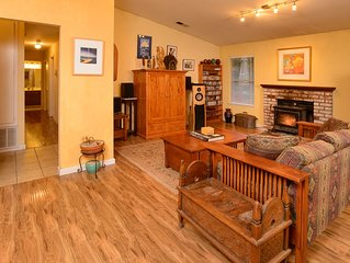 Wine Country Vacation Rental