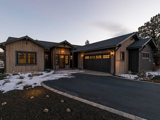 Brand New Custom Luxury Home * Pronghorn in Bend! 3 Suites; Sleeps 8 Adults