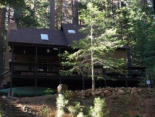 Grizzly Bear Lodge near Dodge Ridge