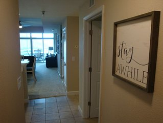 Beautiful, Luxury Towers Condo For Four or Six! Towers 2105, Free WIFI