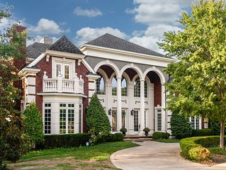 Kentucky Derby Home Rental, Luxury Mansion Near Downtown, Churchill Downs