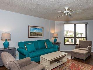Summer House 208/ 2 BR Ocean View Condo w/ Wild Dunes Amenities!