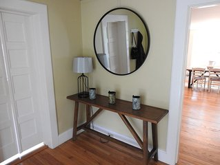 Warm your heart this holiday season in this cozy cottage next to downtown Lenox.