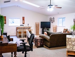 Studio In The Pines - Stay for Business or Fun!
