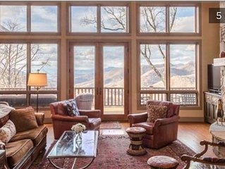 Mountain Home at Bear Lake Reserve. Swim, boat, golf, hike, Dine/bar *Clubhouse