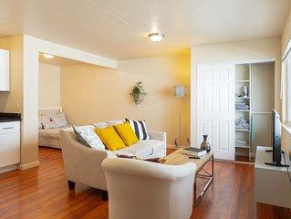 ★ Modern, Cozy Apartment near Downtown Berkeley ★