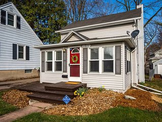 Lansing home: Between MSU and Old Town